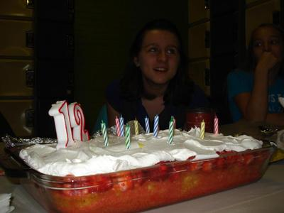 My twelth bday im thirteen now tho
